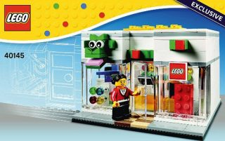 40145 LEGO Store