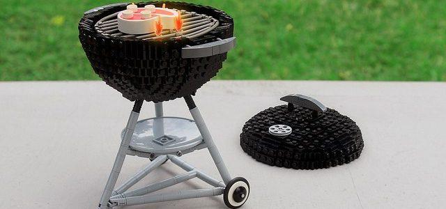 Barbecue LEGO Weber