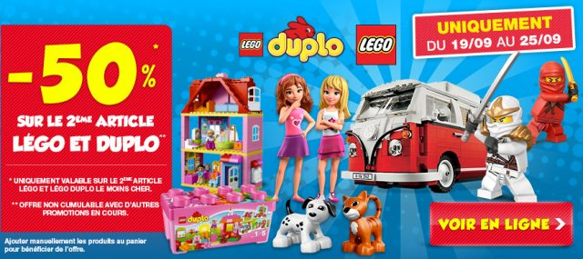 Bon plan Maxi Toys LEGO DUPLO