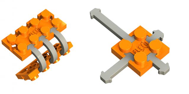 Flexo LEGO
