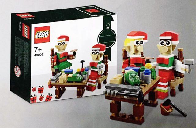 LEGO 40205 Seasonal de Noel