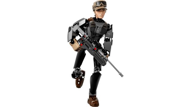 LEGO 75119 Sergeant Jyn Erso Buildable Figure