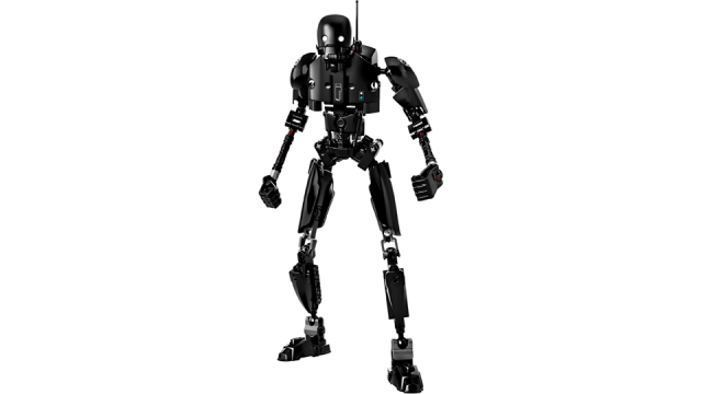 LEGO 75120 K-2SO Buildable Figure Star Wars Rogue One