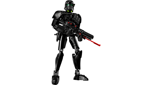 LEGO 75121 Imperial Death Trooper Buildable Figure