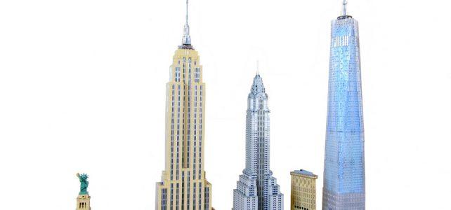LEGO Architecture 21028 New York City skyline… XXL