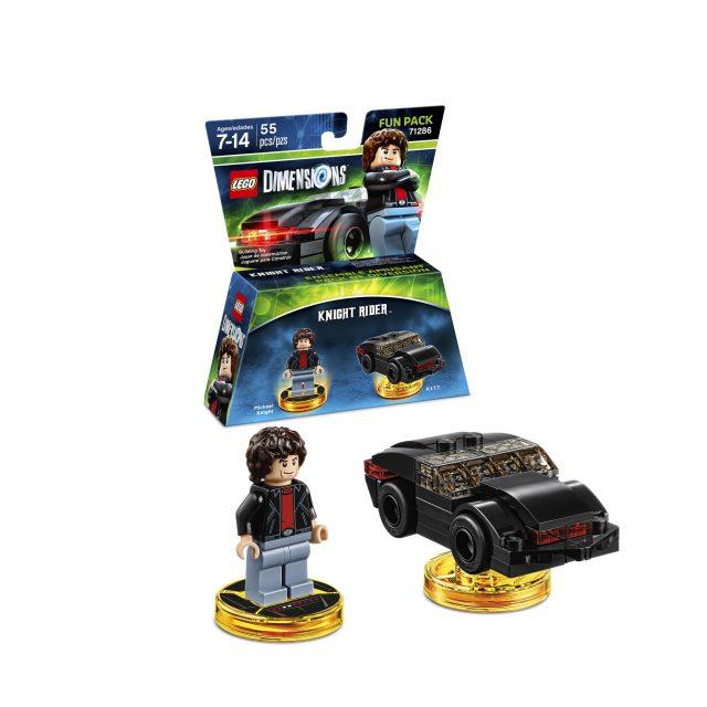 LEGO Dimensions Knight Rider Fun Pack (71286)