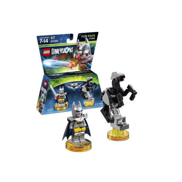 LEGO Dimensions The LEGO Batman Movie Fun Pack 71344 Excalibur Batman
