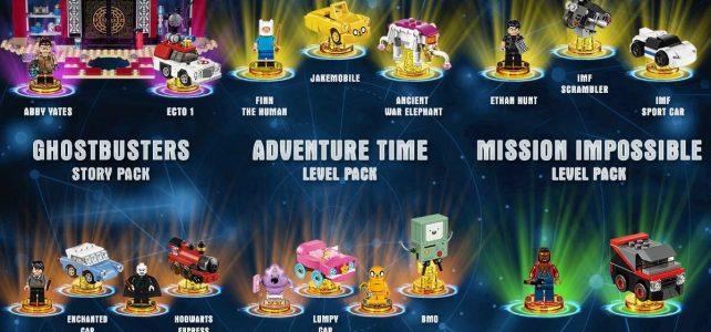 LEGO Dimensions Year 2