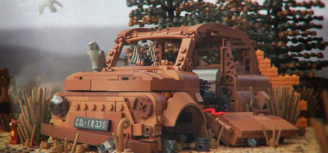 LEGO FIAT 500