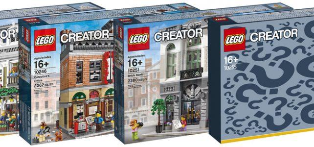 Rumeur LEGO Modular 2017