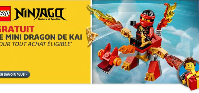 LEGO Ninjago 30422 Dragon