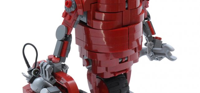 LEGO Robot mécanicien Galidor