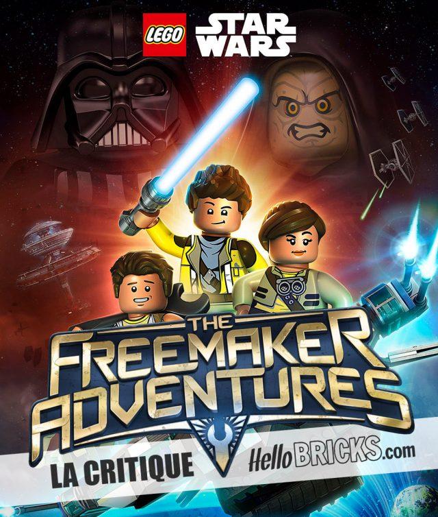 LEGO Star Wars The Freemaker Adventures