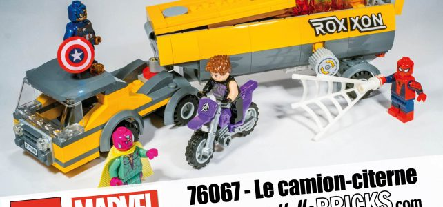 Lego 76067 Marvel Spider-Man