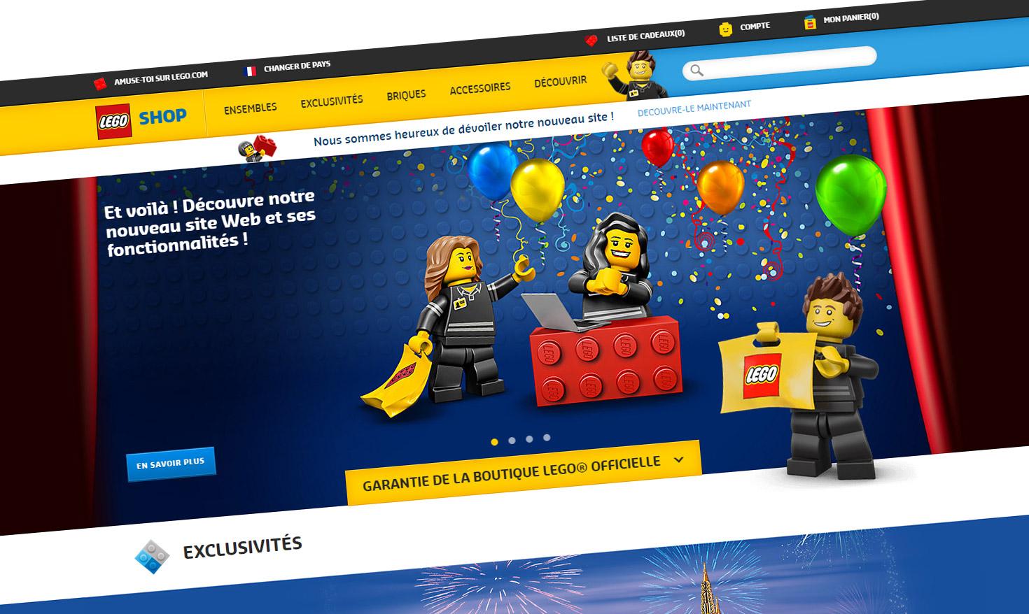 Shop home la nouvelle version de la boutique officielle - Code promo la boutique officielle frais de port ...