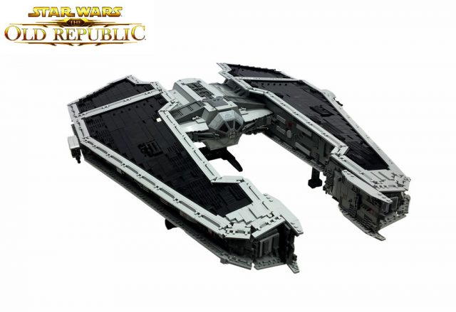 LEGO Star Wars UCS Fury-Class Sith Interceptor