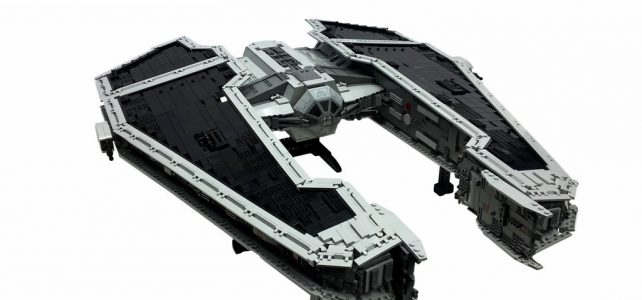 LEGO Star Wars UCS Sith Fury-Class Sith Interceptor