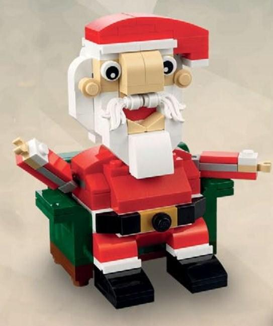 LEGO 40206 Santa Claus