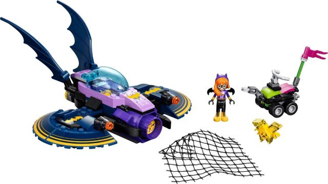 LEGO DC Super Hero Girls 41230 Batgirl's Batjet