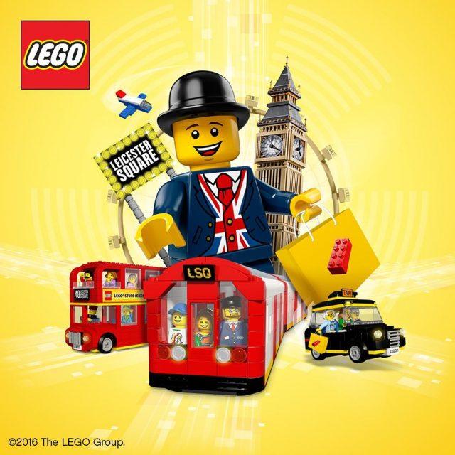 Concours LEGO Store Londres