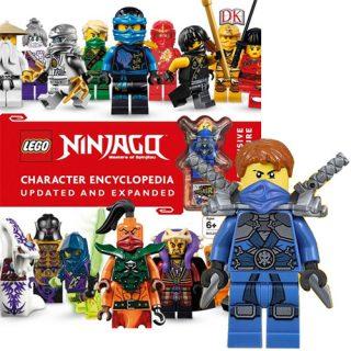 Encyclopédie LEGO Ninjago