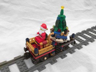 LEGO 10254 Winter Holiday Train XXL