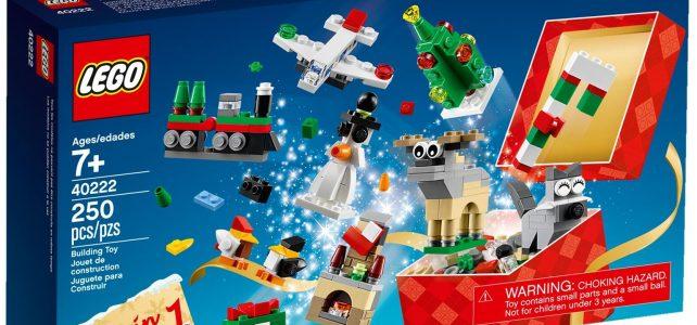 LEGO 40222 Christmas Build Up offert