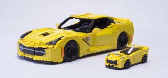 LEGO Corvette Stingray