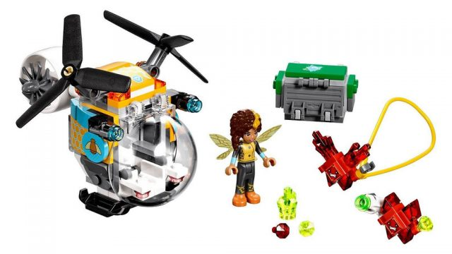 LEGO DC Super Hero Girls 41234 Bumblebee's Helicopter