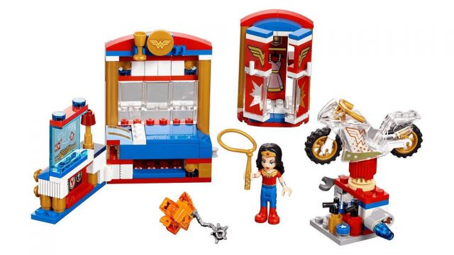 LEGO DC Super Hero Girls 41235 Wonder Woman's Dorm