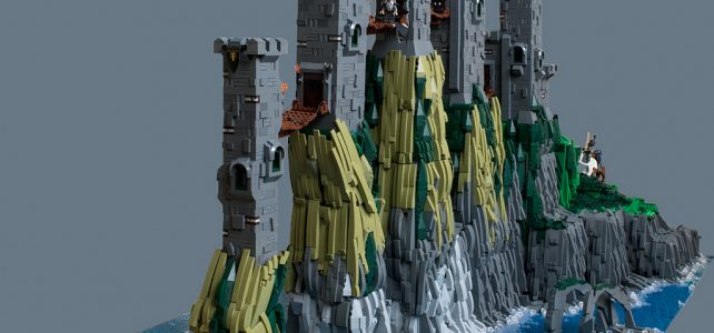 LEGO Game of Thrones Pyke Castle