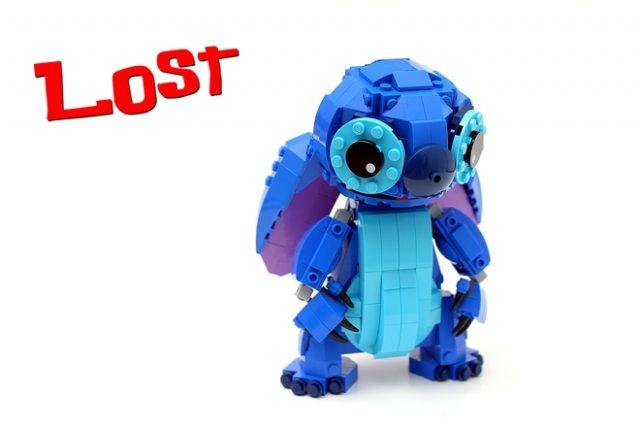 LEGO Disney Stitch