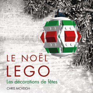 Livre Noel LEGO