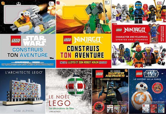 Livres LEGO