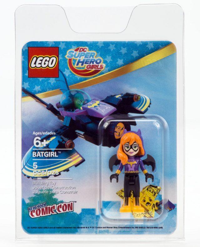 NYCC LEGO DC Super Hero Girls Batgirl