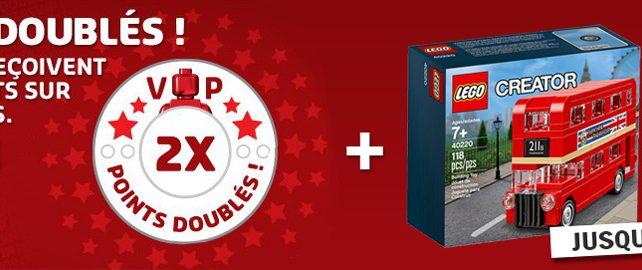 Shop@Home : points VIP doublés jusqu'au 31 octobre