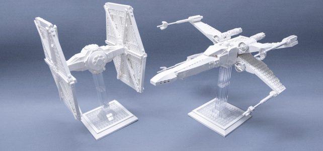Star Wars monochromes