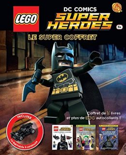 Super Coffret LEGO DC Comics