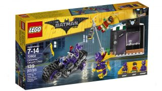 70902 Catwoman Catcycle Chase