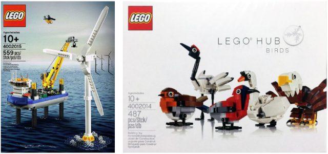 Exclusive Employee LEGO Sets