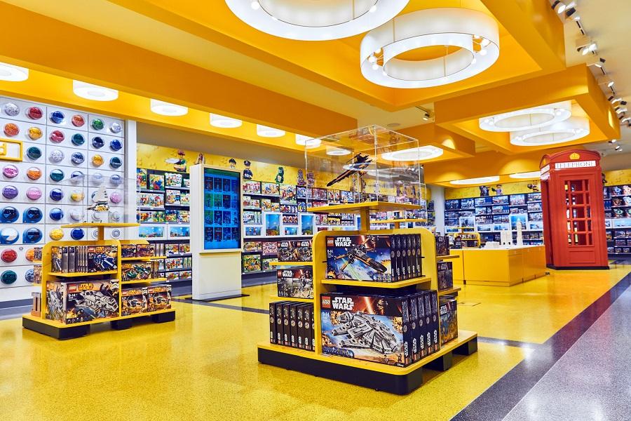 Lego store leicester square londres tout ce qu 39 il faut savoir hello - Boutique lego londres ...