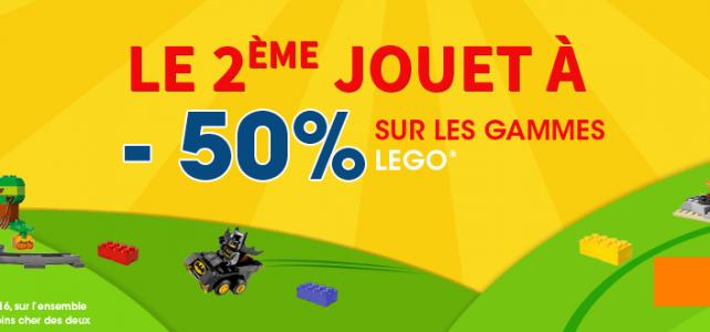 King Jouet LEGO Promotion