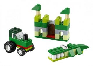 LEGO 10708 Creator Green Creative Box