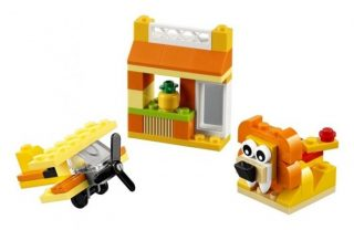 LEGO 10709 Creator Orange Creative Box