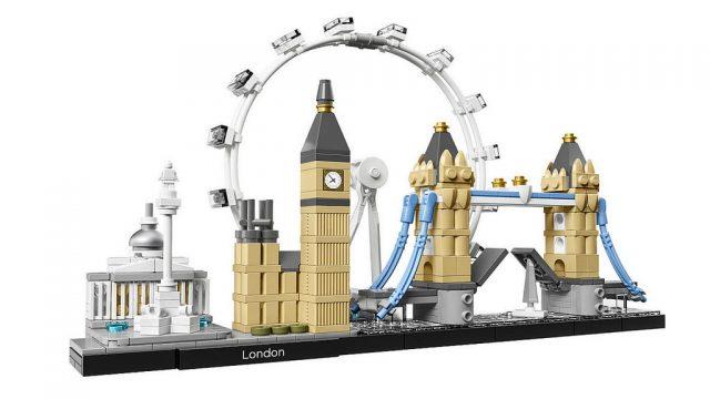 LEGO 21034 London Nouveautés LEGO Architecture 2017