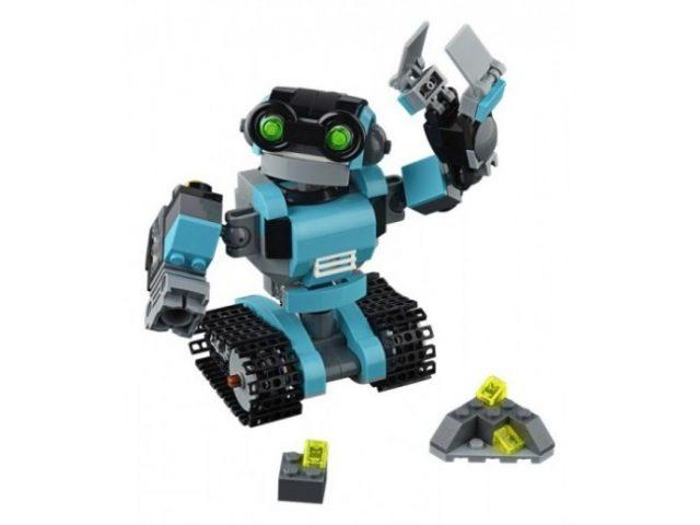 LEGO 31062 Creator Exploration Robots