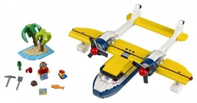 LEGO Creator 2017 - 31064 Seaplane Adventures