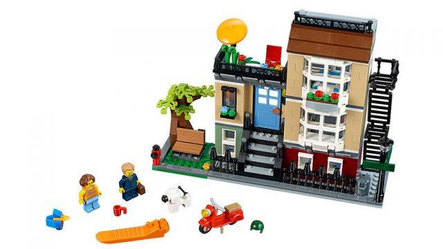 LEGO 31065 Park Street Townhouse
