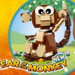 LEGO 40207 Year of the Monkey (2016 - singe)