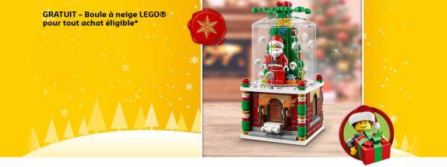 LEGO 40223 Snow Globe